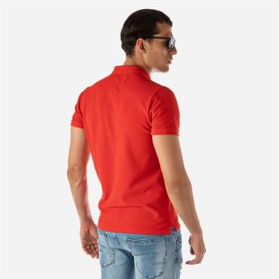 ΑΝΔΡΙΚΟ POLO PlAIN RED BROKERS - Κόκκινο - 20012-950-07-RED