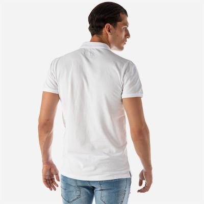 ΑΝΔΡΙΚΟ POLO PLAIN WHITE BROKERS - Λευκό - 20012-950-07-WHITE